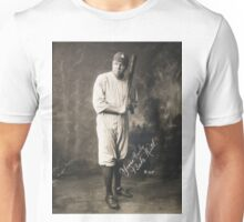 Yours Truly, Babe Ruth - NY Yankees Unisex T-Shirt