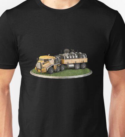 Futuristic Heavy Truck Unisex T-Shirt