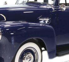 1951 Chevy Pickup Truck  Sticker