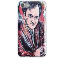 Quentin Tarantino & Friendly Toes iPhone Case/Skin