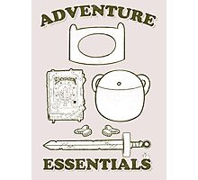 Adventure Essentials Photographic Print