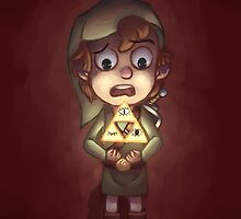 The Legend of Dipper by Petiteplume
