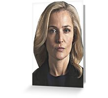 Stella Gibson!!!!! Greeting Card