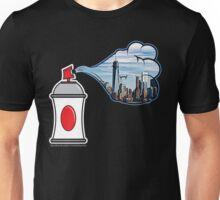 Spray NYC Unisex T-Shirt