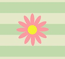Flowers, Blossoms, Blooms, Petals - Pink Yellow  by sitnica