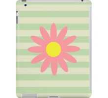 Flowers, Blossoms, Blooms, Petals - Pink Yellow  iPad Case/Skin