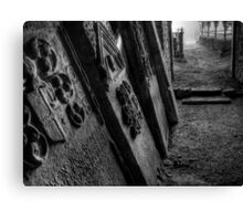 Ancestral Tomb Canvas Print