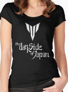 Yamaha MT Darkside of Japan Women's Fitted Scoop T-Shirt