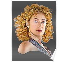 Professor River Song, The Doctor's Wife Poster