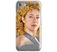 Professor River Song, The Doctor's Wife iPhone Case/Skin
