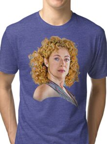 Professor River Song, The Doctor's Wife Tri-blend T-Shirt