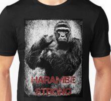 Harambe Strong Unisex T-Shirt