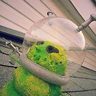 Alien Snowman 02 by mdkgraphics