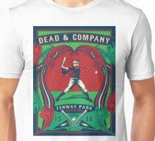 D & CO Summer Tour 2016 Fenway Park Boston MA Unisex T-Shirt