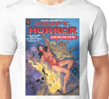 Crypt Horror Comic Unisex T-Shirt