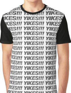 Original YIKES!!! Design Graphic T-Shirt