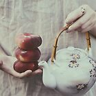 Japanese tea time by Indea Vanmerllin