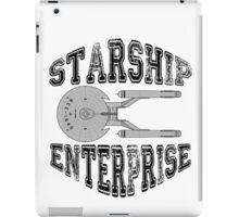 Star Trek - Enterprise NX-01 Logo iPad Case/Skin