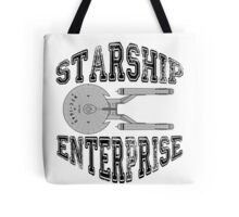 Star Trek - Enterprise NX-01 Logo Tote Bag
