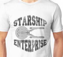 Star Trek - Enterprise NX-01 Logo Unisex T-Shirt