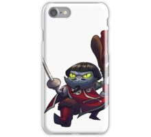 Mousquetaire Leon - Awesomenauts iPhone Case/Skin