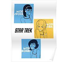 Star Trek Mod Poster