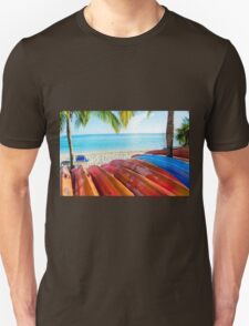 A Day in Paradise Unisex T-Shirt