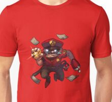 Officer Lonestar - Awesomenauts Unisex T-Shirt