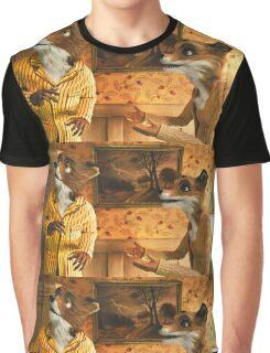 Fantastic Mr. Fox Graphic T-Shirt