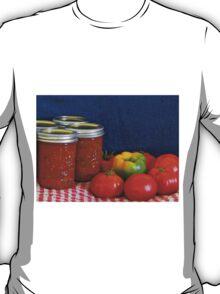 Salsa Still Life T-Shirt