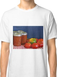 Salsa Still Life Classic T-Shirt