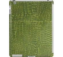 Wally Gator iPad Case/Skin