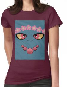 Misdreavous Flower Crown Womens Fitted T-Shirt