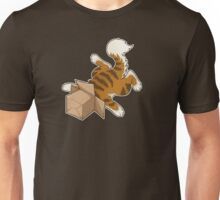 "Cat - ""Cat Box"" Unisex T-Shirt"