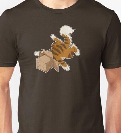 """Cat - """"Cat Box"""" Unisex T-Shirt"""