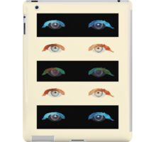 Just Looking iPad Case/Skin