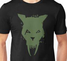 The Pack - green logo - Fallout 4 Unisex T-Shirt