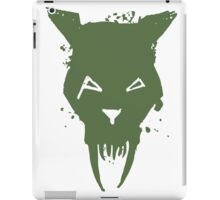 The Pack - green logo - Fallout 4 iPad Case/Skin