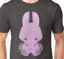Sitting Bunny - No Background Unisex T-Shirt