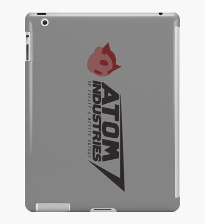 Atom Industries iPad Case/Skin
