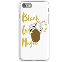 Black Girl Magic Case - Head Wrap iPhone Case/Skin