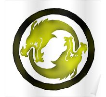 Hanzo's Dragons Poster