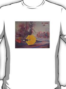 8 Bit Landscape T-Shirt