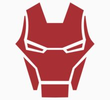 Minimal Iron Man by nbear1