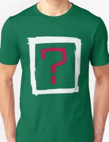 Where Is the Love Unisex T-Shirt
