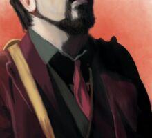 Jack Lukeman - The King of Soho Sticker