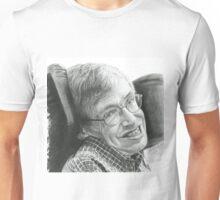 "A TIMELESS SMILE ""STEPHEN HAWKING"" Unisex T-Shirt"