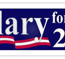 Hillary for Prison bumper sticker 2 Sticker
