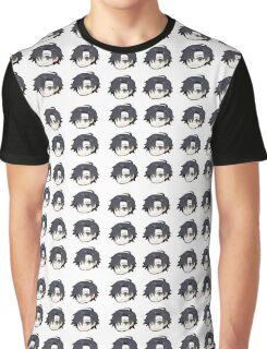 Mystic Messenger Icons - Jumin Graphic T-Shirt