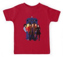 Doctor Who - The Companions Kids Tee